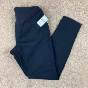 A Pea in the Pod Black Maternity Skinny Pants NWT
